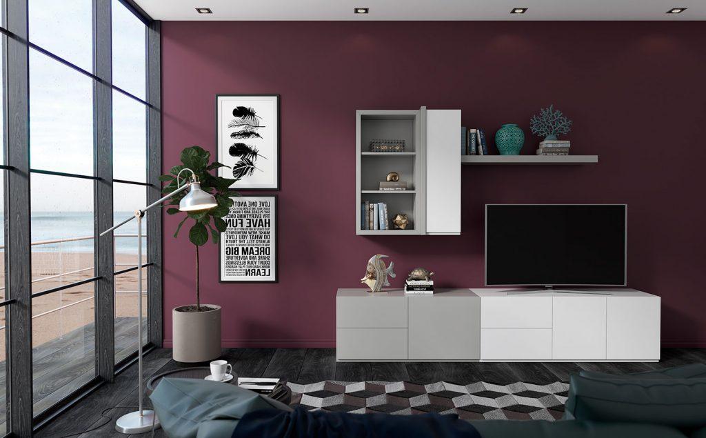 Salón púrpura